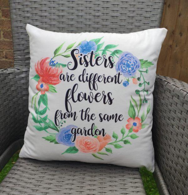 Sisters Cushion 3