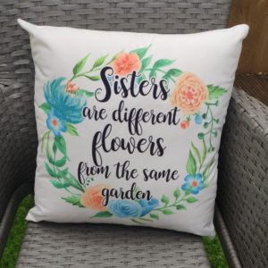 Sisters Cushion