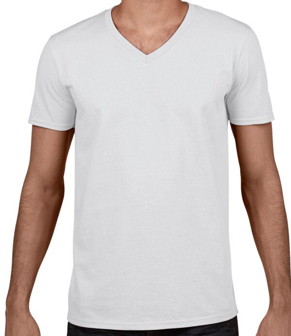 Mens V-Neck T-shirt 3